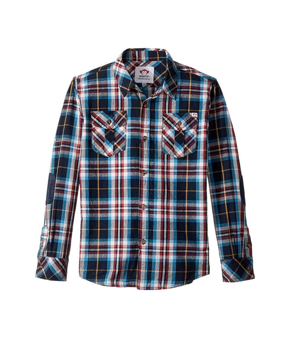 Appaman Kids - Super Soft Flannel Shirt