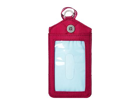 Baggallini RFID Lanyard - Fuchsia/Pink