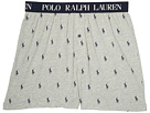 Polo Ralph Lauren All Over Pony Player Slim Fit Knit Boxer