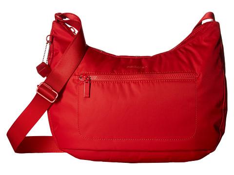 Hedgren Junket Crossbody with RFID - Tango Red