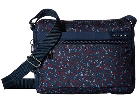 Hedgren Eye Shoulder Bag w/ RFID - Astro Print