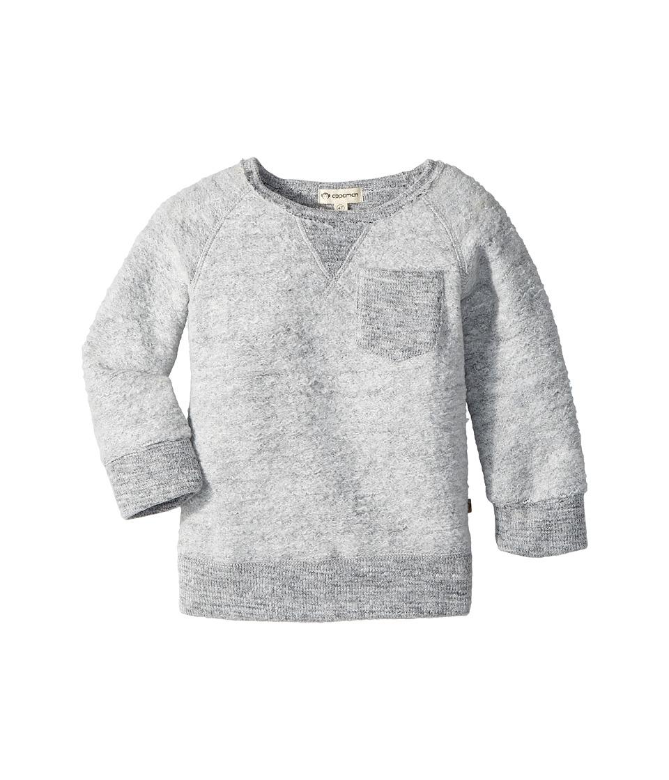 Appaman Kids - Ultra Soft Knit B-Side Sweatshirt