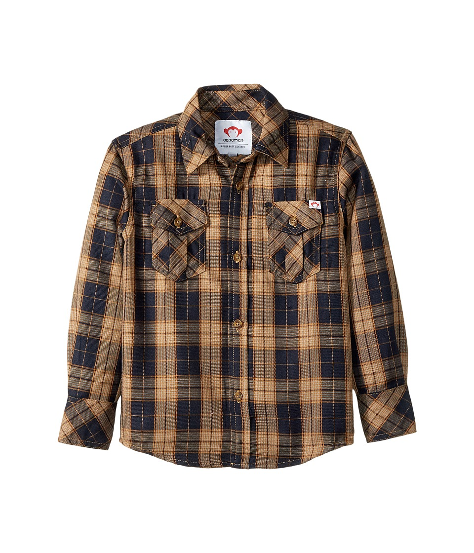 Appaman Kids - Extra Soft Flannel Shirt