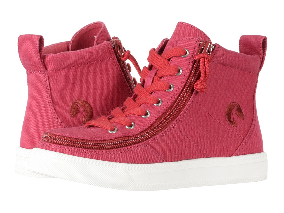 BILLY Footwear Kids Classic High (Toddler/Little Kid/Big Kid) (Red) Kids Shoes