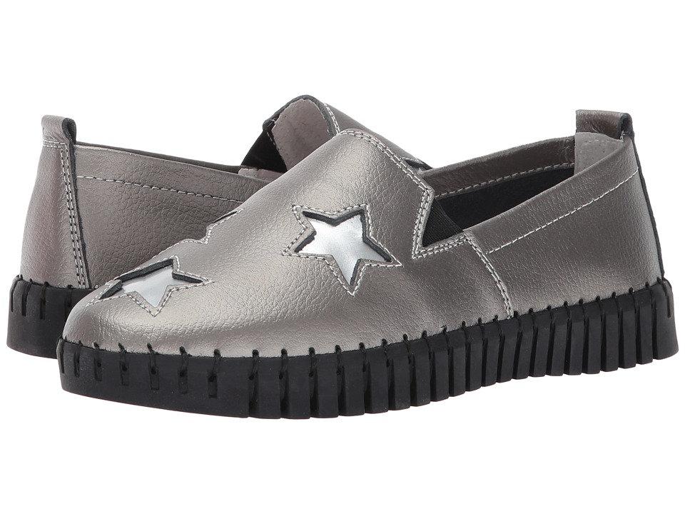 bernie mev. TW 37 (Gunmetal/Black Sole) Women