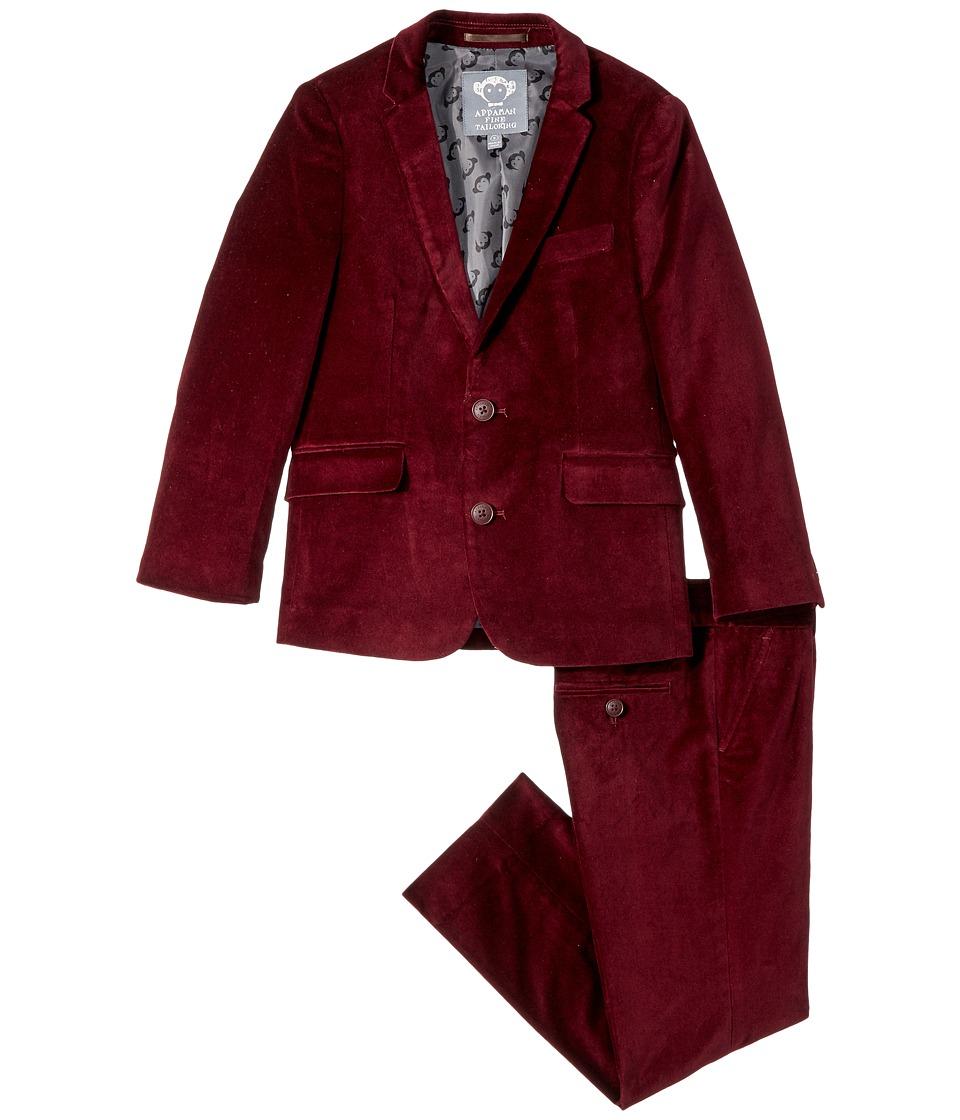 Appaman Kids - Two-Piece Velvet Mod Suit