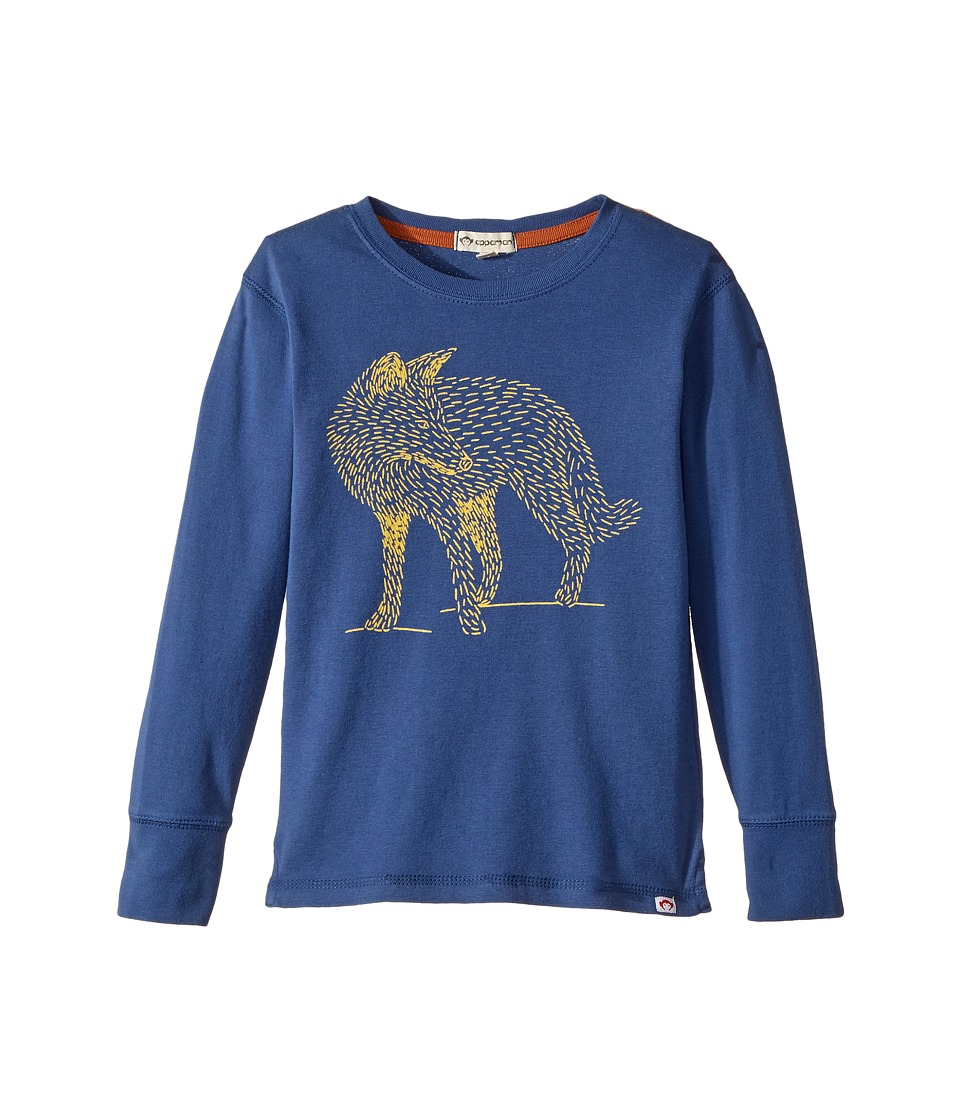 Appaman Kids - Extra Soft Fox Long Sleeve Tee
