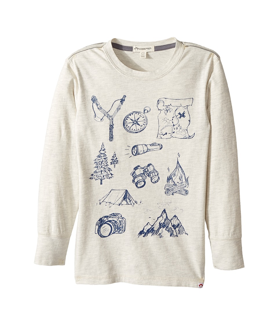 Appaman Kids - Extra Soft Adventure Pack Long Sleeve Tee