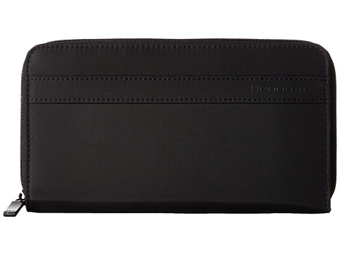 Hedgren Won RFID Travel Wallet - Black