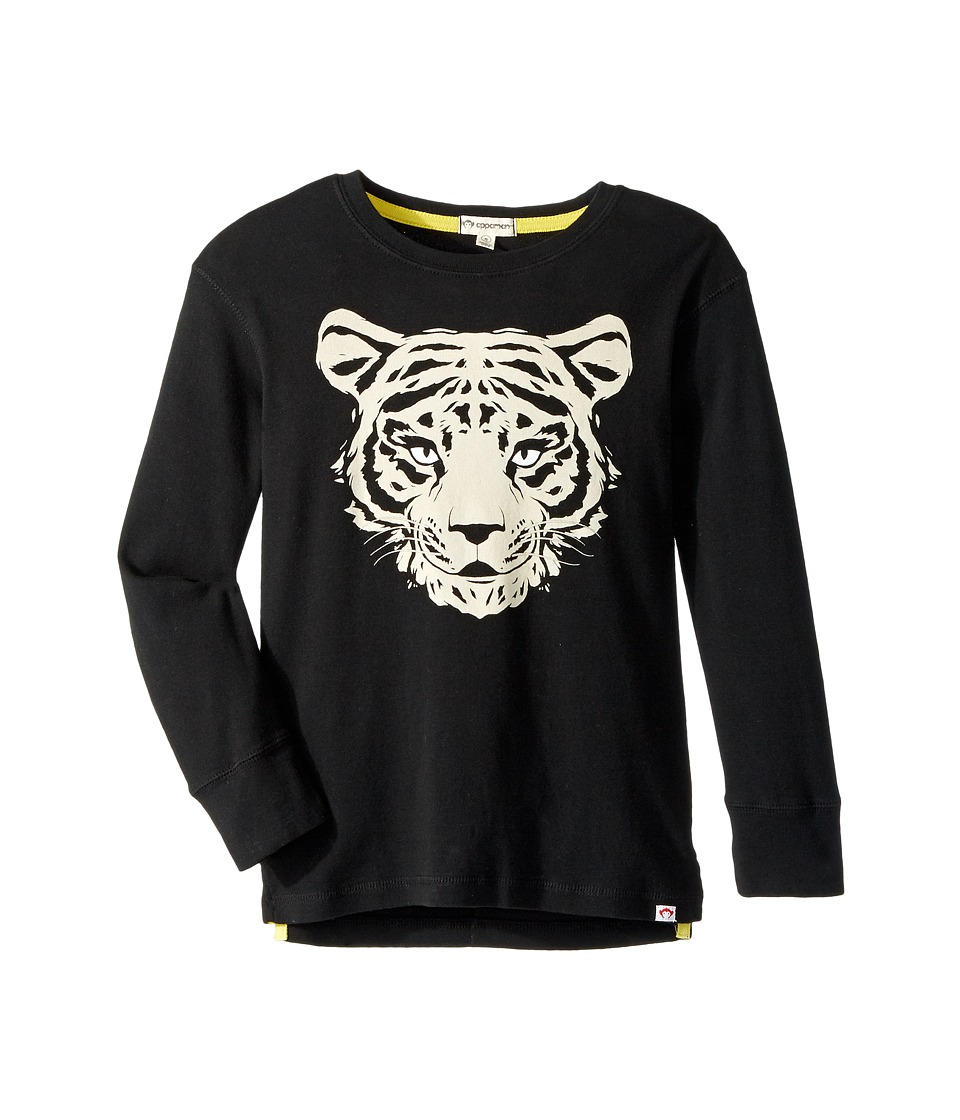 Appaman Kids - Super Soft Tiger Style Long Sleeve Tee