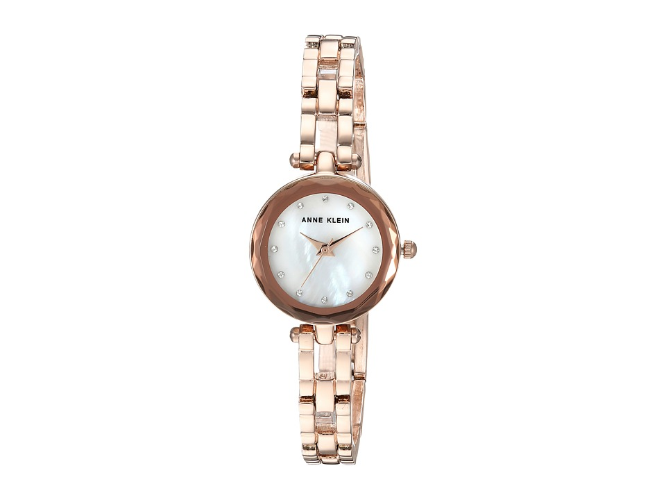 Anne Klein - AK-3120MPRG (Rose Gold-Tone) Watches