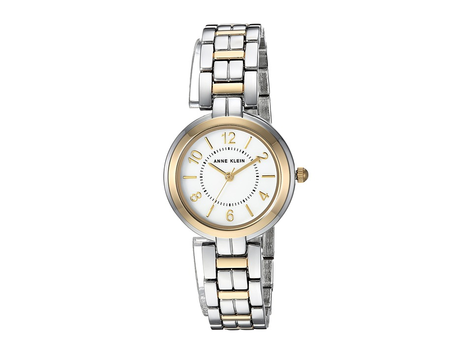 Anne Klein - AK-3071MPTT (Two-Tone) Watches