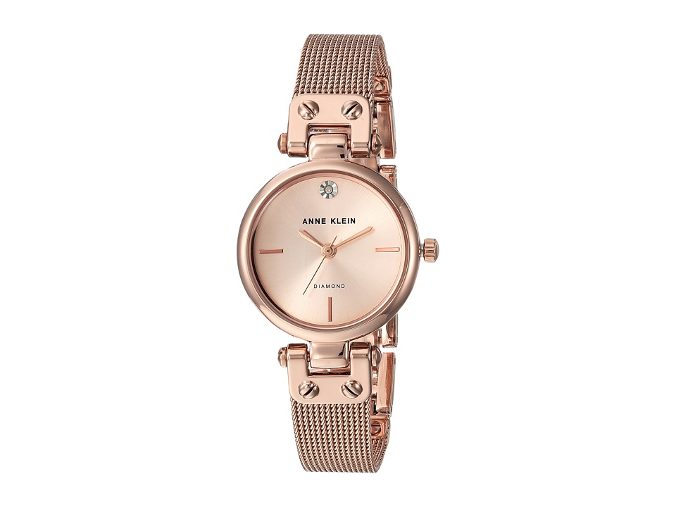 Anne Klein - AK-3002RGRG (Rose Gold-Tone) Watches