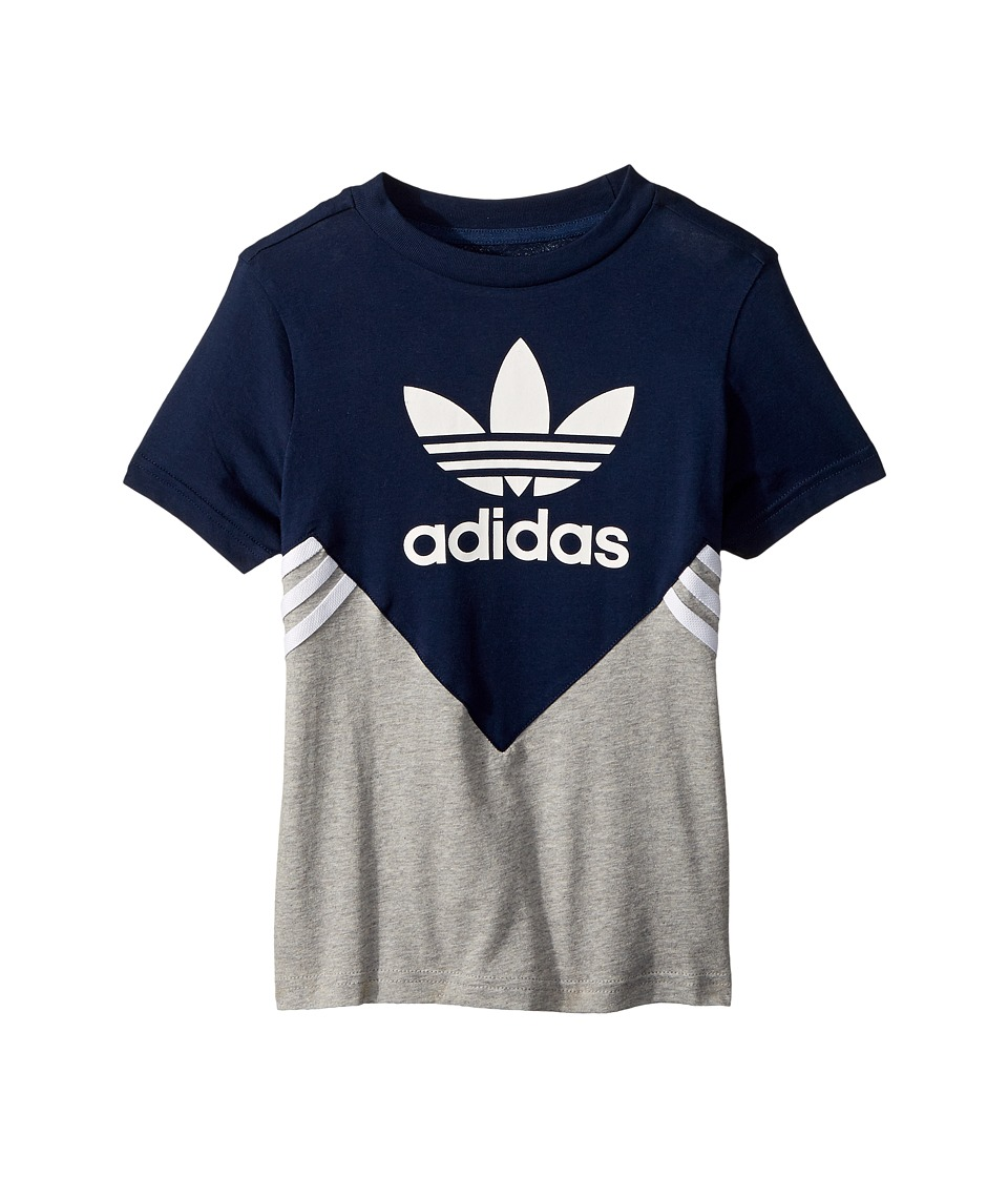 adidas Originals Kids adidas Originals Kids - Zigzag Trefoil Tee