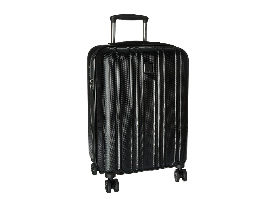 Hedgren Gate Small 20 Carry-On Trolley (Black) Carry on Luggage