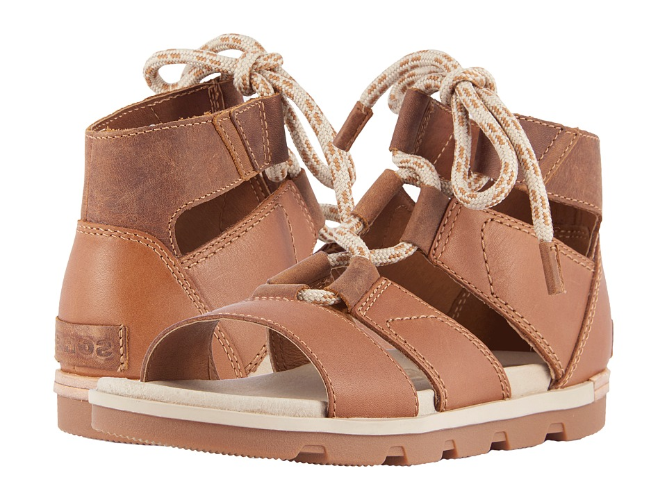 SOREL - Torpeda Lace II (Camel Brown) Womens Shoes
