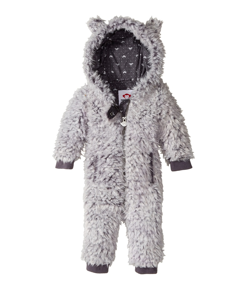 Appaman Kids - Ultra Soft and Fuzzy Lined Sycamore Hooded Jumpsuit