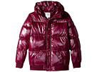 Appaman Kids Appaman Kids - Down Filled Knit Detail Puffy Coat (Toddler/Little Kids/Big Kids)