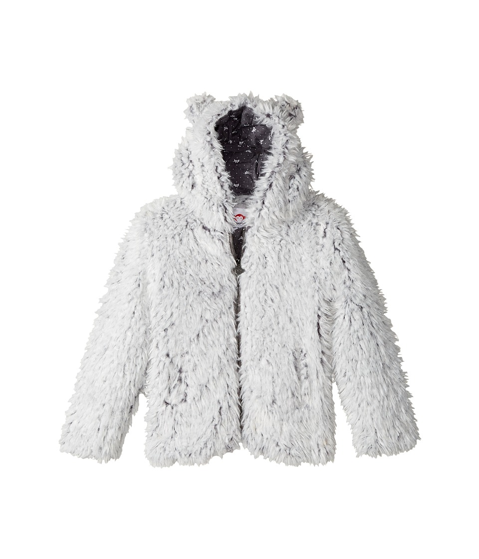 Appaman Kids - Ultra Soft and Fuzzy Lined Sycamore Hooded Jacket