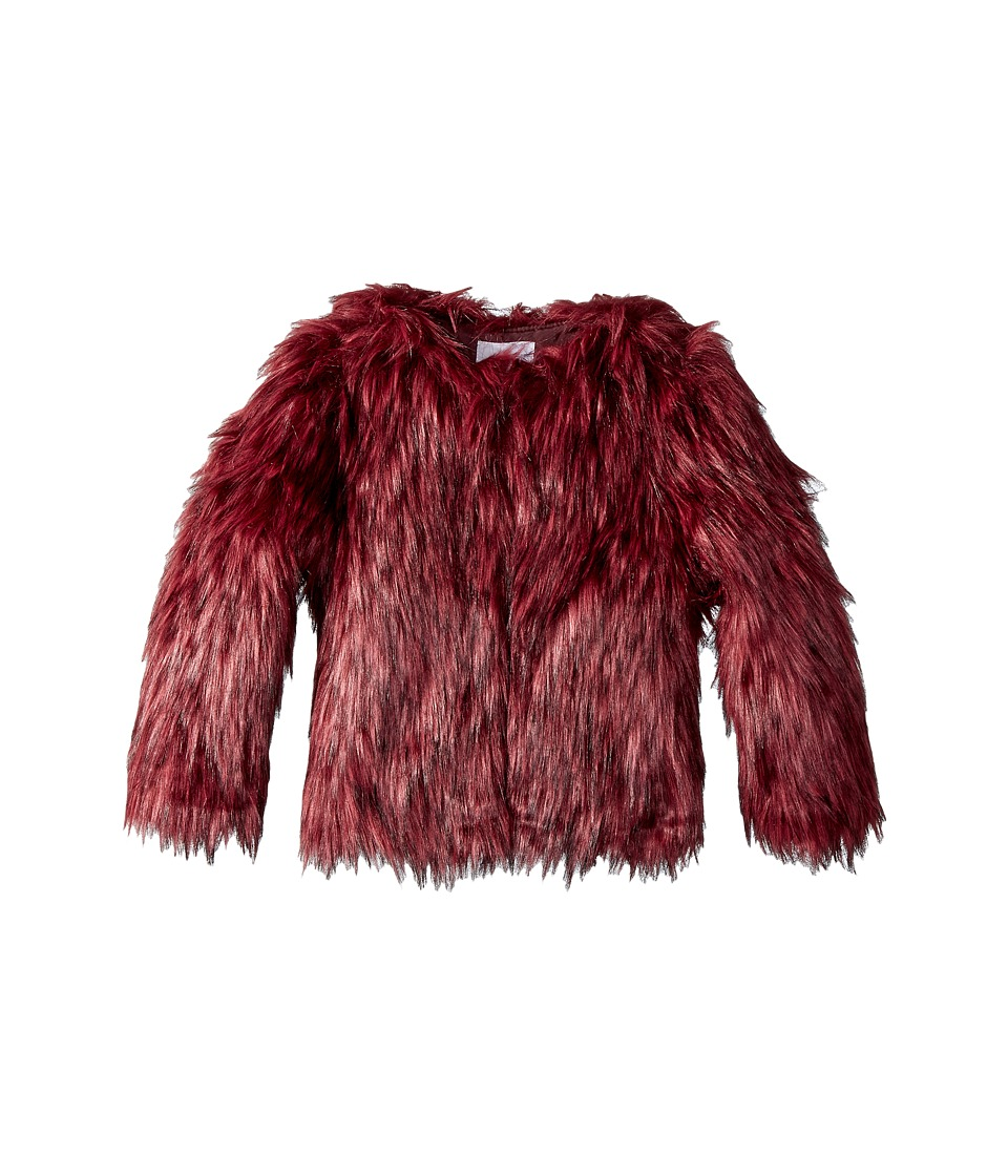 Appaman Kids - Faux Fur Fully Lined Coat