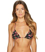 Dolce & Gabbana - Floral Triangle Bikini Top