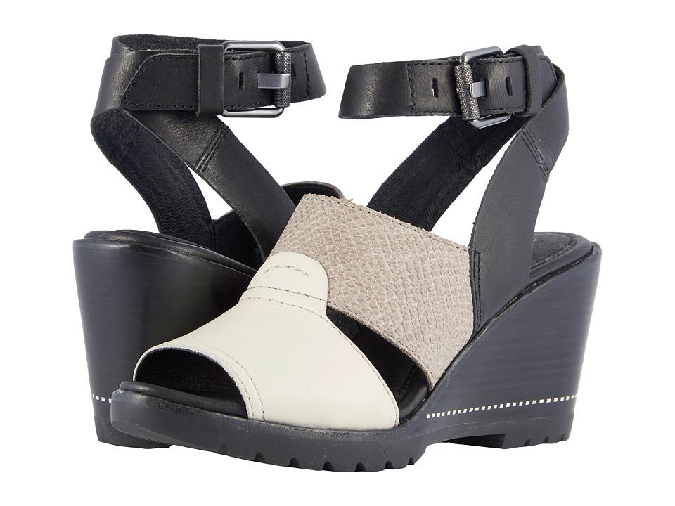 SOREL - After Hours Sandal (Black) Womens Sandals