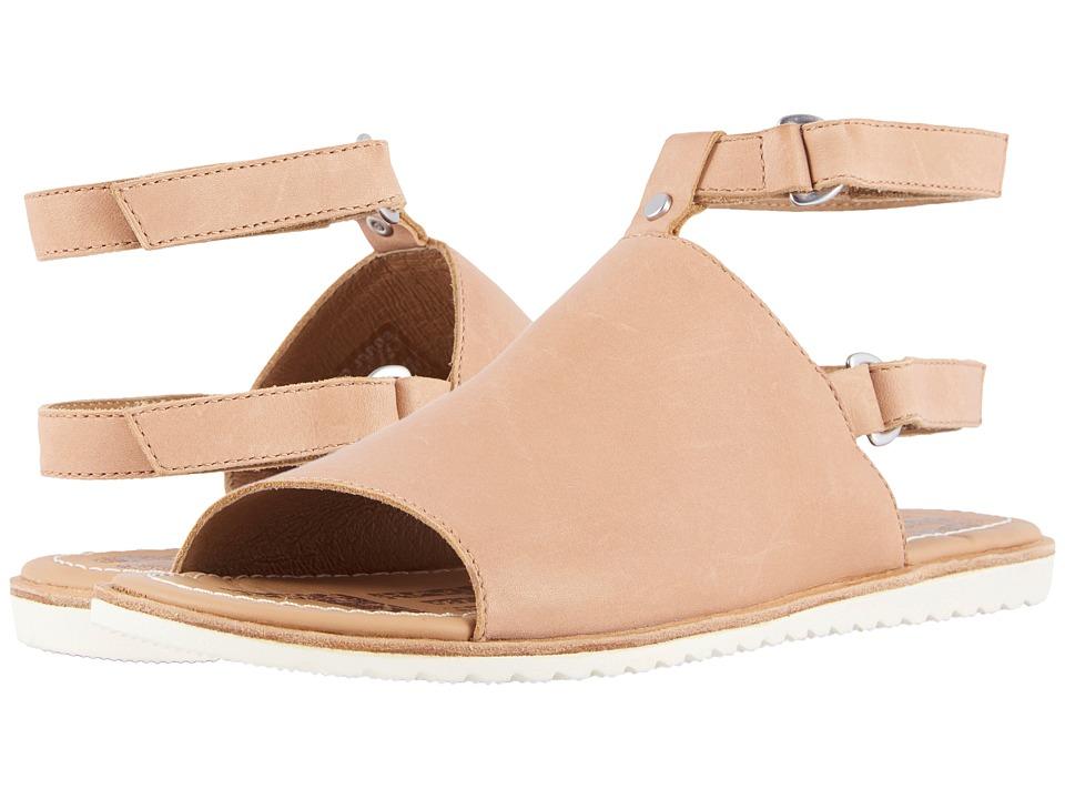 SOREL - Ella Mule Strap (Sahara) Womens Clog/Mule Shoes