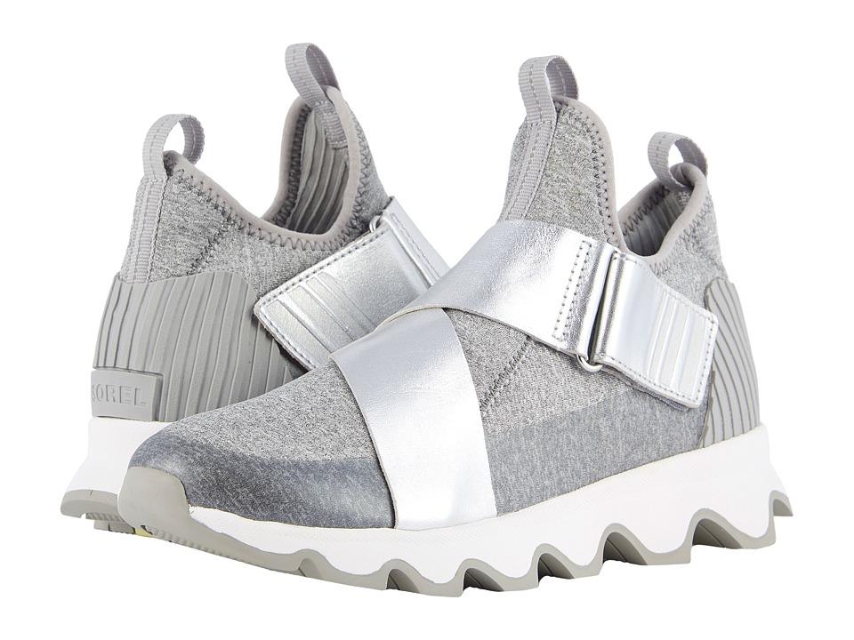 SOREL - Kinetic Sneak (Dove) Womens Shoes