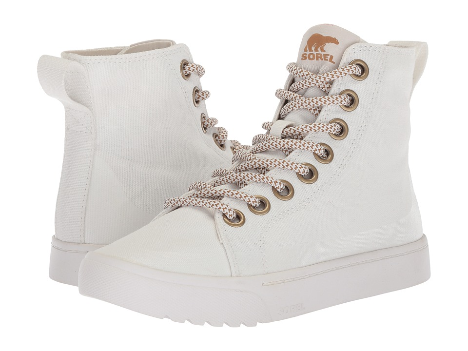 SOREL Campsneak Chukka (White) Women's Shoes