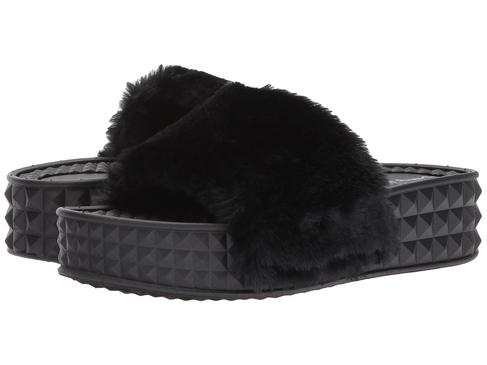 Dirty Laundry Sonny Fur (Black) Women