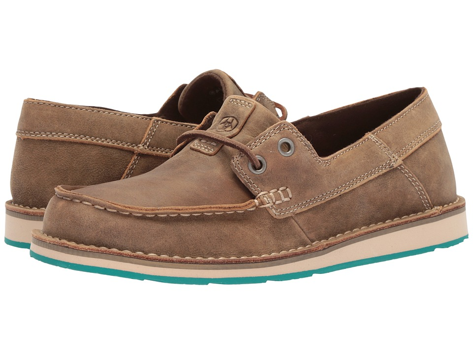 Ariat Cruiser Castaway (Brown Bomber) Slip-On Shoes