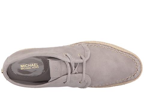 MICHAEL MICHAEL KORS Kendrick Lace-Up Wedge