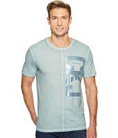 Calvin Klein Jeans - Vertical CKJ Logo Crew Neck Tee