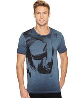 Calvin Klein Jeans - Strokes Logo Crew Neck Tee