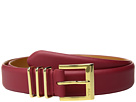 LAUREN Ralph Lauren Classics Triple Keeper Belt