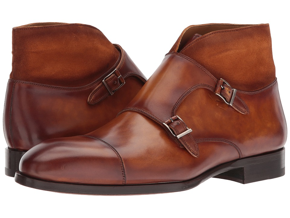 Magnanni - Valerio (Cuero) Mens Monkstrap Shoes