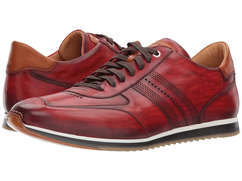 Magnanni - Pacco (Red) Mens Shoes