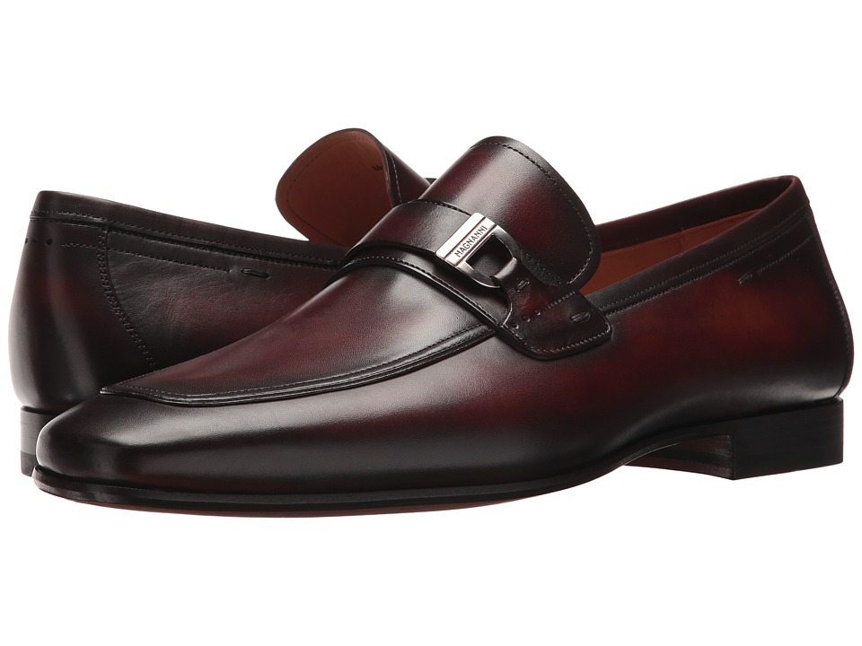 Magnanni - Rico (Mid Brown) Mens Shoes