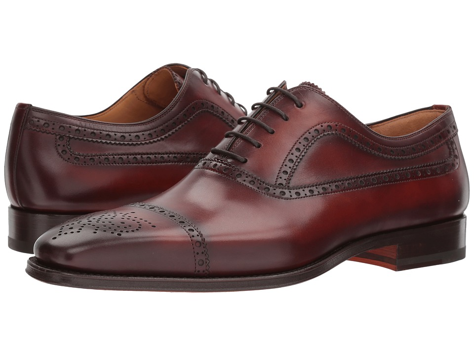 Magnanni Martino (Cognac) Men's Shoes