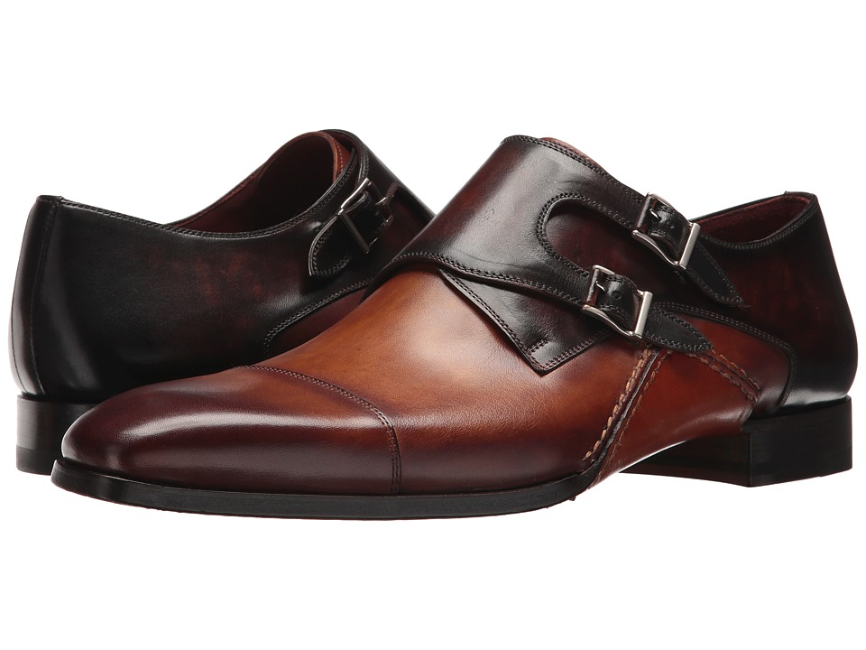 Magnanni - Ondara (Cuero/Brown) Mens Shoes