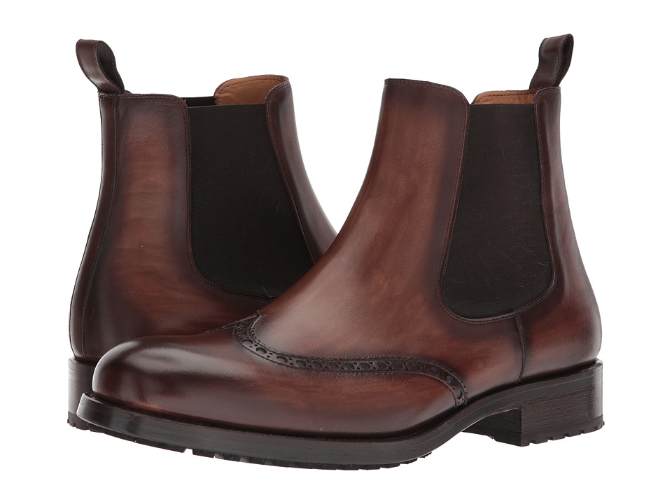 Magnanni - Gatlin (Brown) Mens Shoes