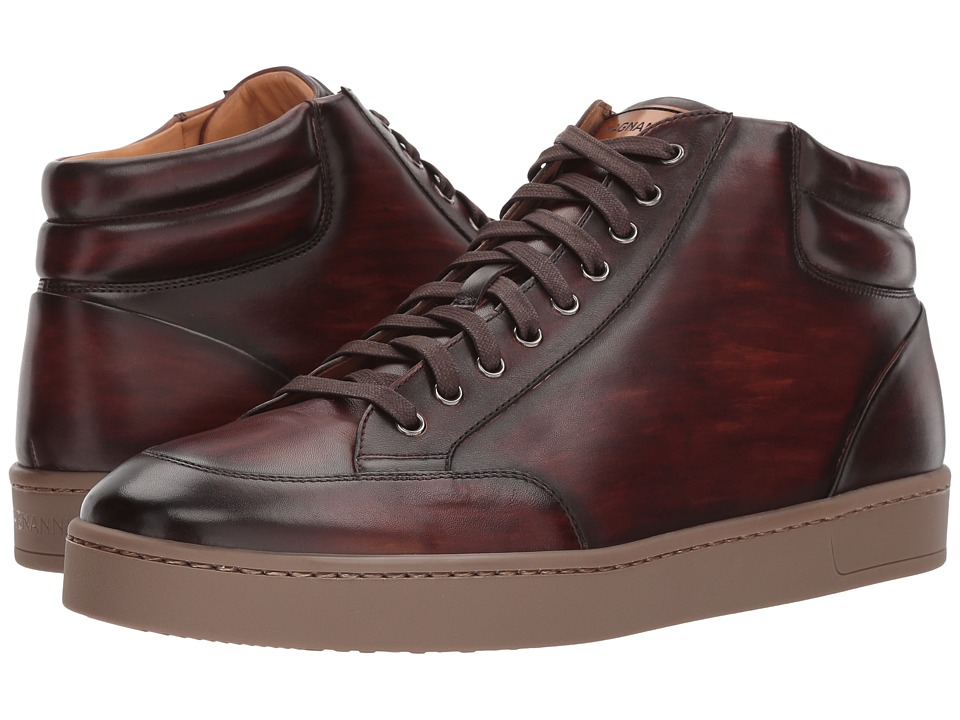 Magnanni - Carmel (Mid Brown) Mens Shoes