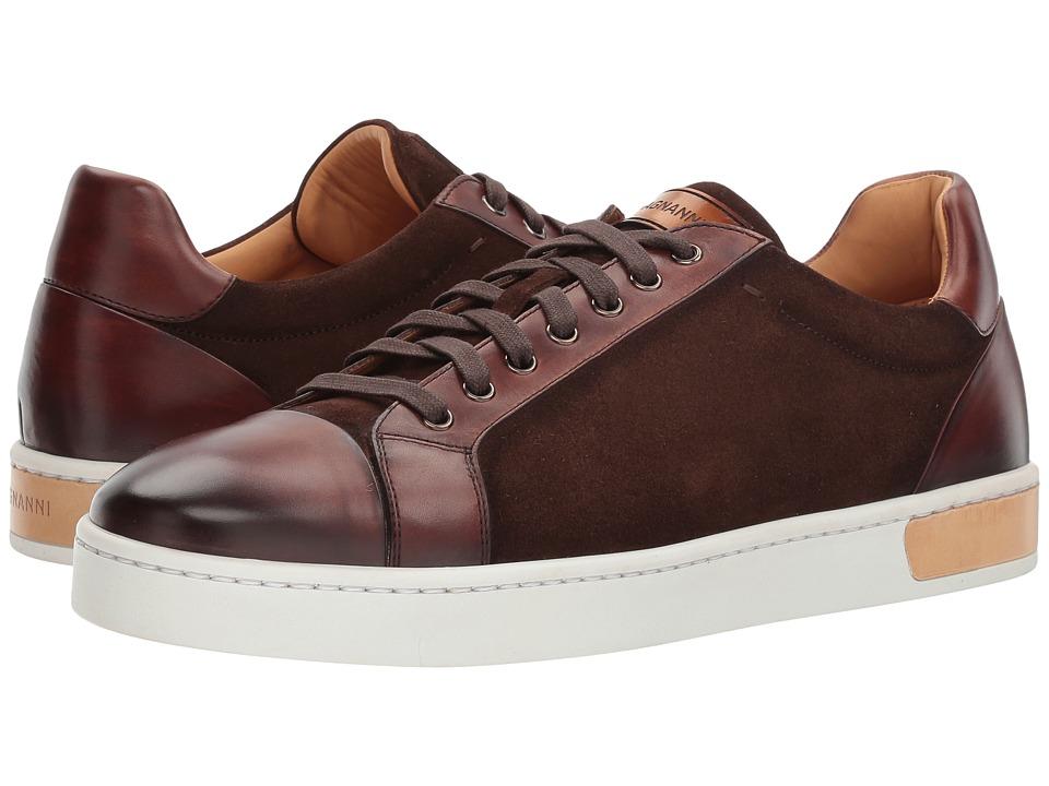 Magnanni - Caitin (Mid Brown) Mens Shoes