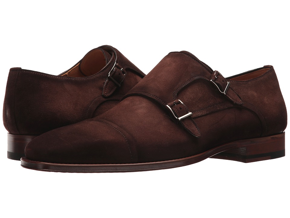 Magnanni - Easton (Mid Brown) Mens Shoes