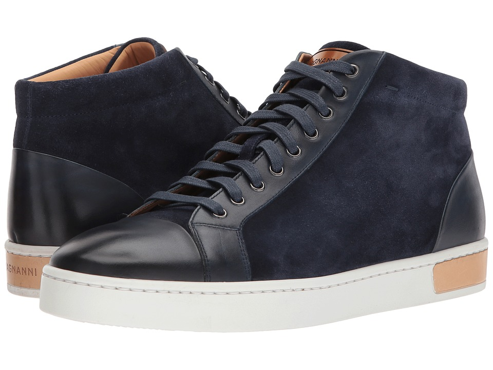 Magnanni - Cardiff (Navy) Mens Shoes