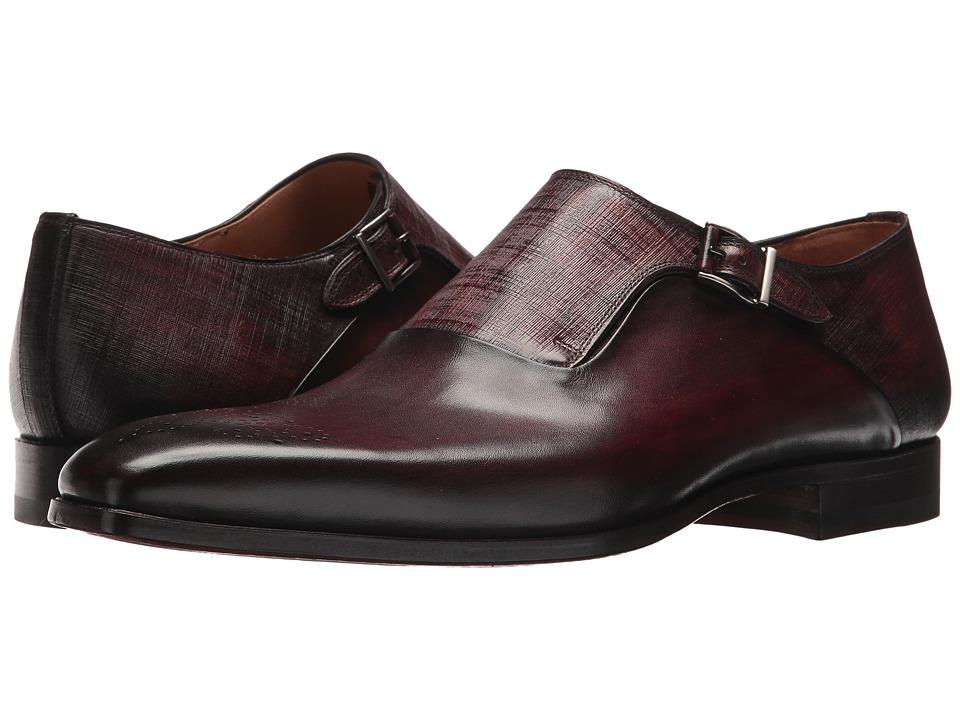 Magnanni - Saburo (Mid Brown) Mens Shoes