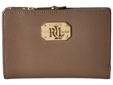 LAUREN Ralph Lauren Newbury LRL New Compact Wallet - Falcon