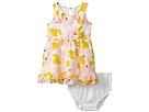 Kate Spade New York Kids Kate Spade New York Kids Ruffle Hem Dress Set (Infant)