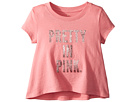Kate Spade New York Kids Pretty In Pink Swing Tee (Toddler/Little Kids)