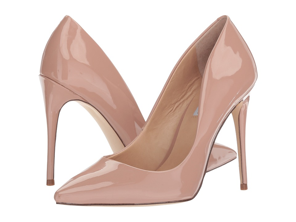 Steve Madden Daisie Pump (Dark Blush Patent) Women's Shoes